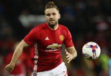 Luke Shaw tetap bersama Manchaster United Hinga 2023