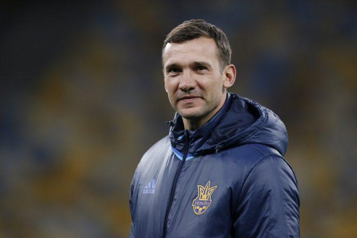 Andriy Shevchenko Optimis Bawa Ukraina Lolos Kualifikasi Euro 2020