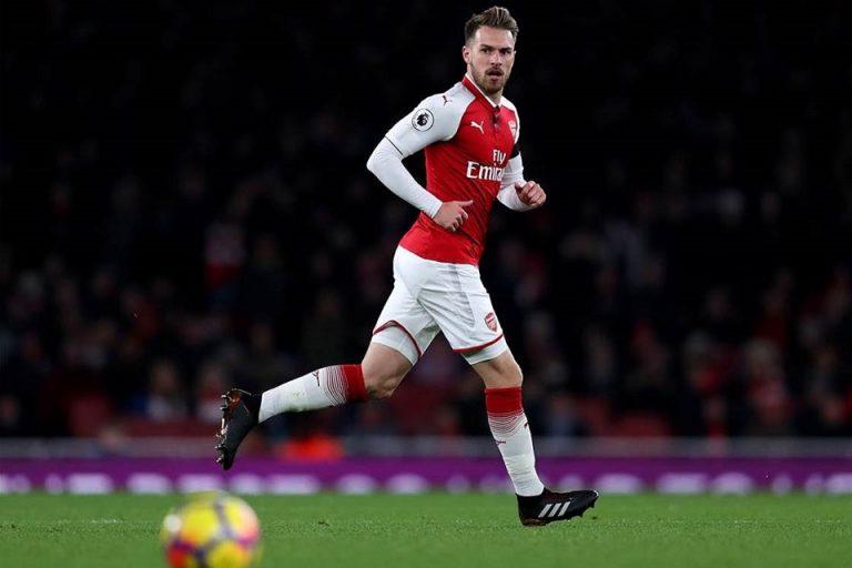 Soal Peluang Rekrut Ramsey, Madrid Minta Pendapat Bale