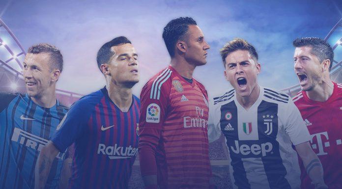 Starting XI Non-Nominasi Ballon d'Or 2018