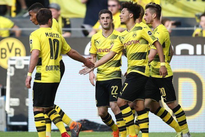 Sukses Gaet Jadon Sancho, Dortmund Kembali Bidik Pemain Muda Inggris