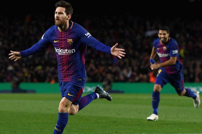 Tanpa Messi Barcelone Tetap Berbahaya