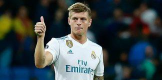 Kroos Senang Madrid Kembalii Menang