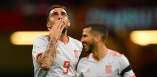 Timnas Spanyol Tampil Tanpa Pemain Barcelona Untuk Pertama Kali