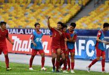 Timnas Indonesia U-16 vs Australia- Duel Penting Menuju Piala Dunia