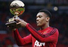 Anthony Martial Memilih Bertahan di Manchester United Ketimbang Menerima Penawaran Klub Besar