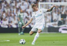 Gol Kroos Buat Real Madrid Bersemangat