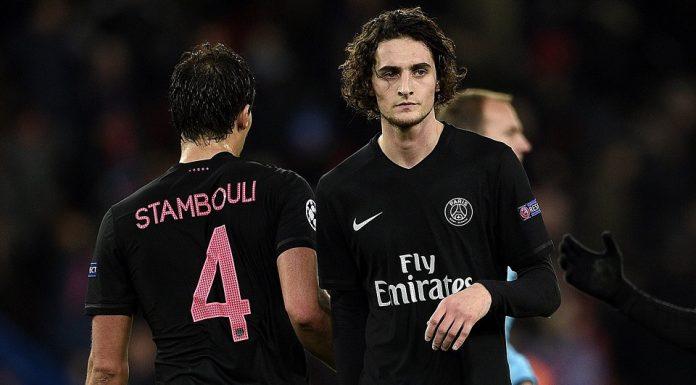 Adrien Rabiot Tolak Tawaran Kontrak Baru PSG