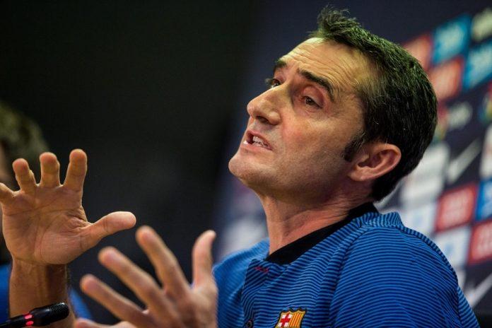 Valverde Tidak Akan Jadi Pelatih Barca Lagi Musim Depan