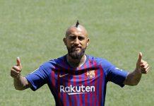 Arturo Vidal: Saya Happy Kok di Barcelona