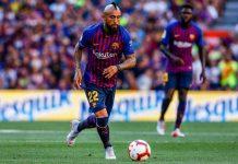 Arturo Vidal Ungkap Kekesalan Gagal Jadi Starter di Laga Kontra Tottenham