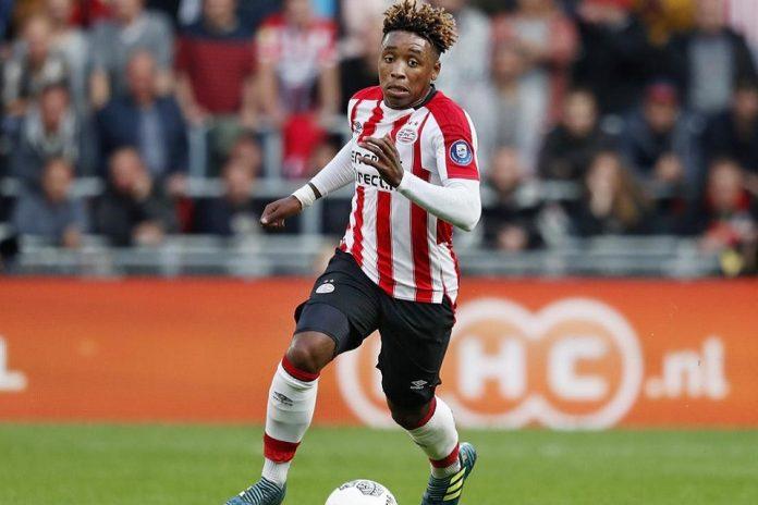 Winger Muda PSV, Steven Bergwijn Masuk Daftar Bidikan MU dan Liverpool