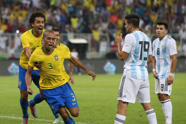 Tite: Brasil Memang Jauh Lebih Baik dari Argentina