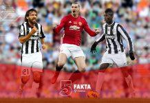 5 Fakta Free Transfer Terbaik