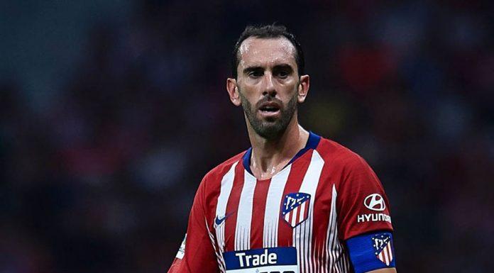 Milan Ingin Boyong Godin dari Atl Madrid
