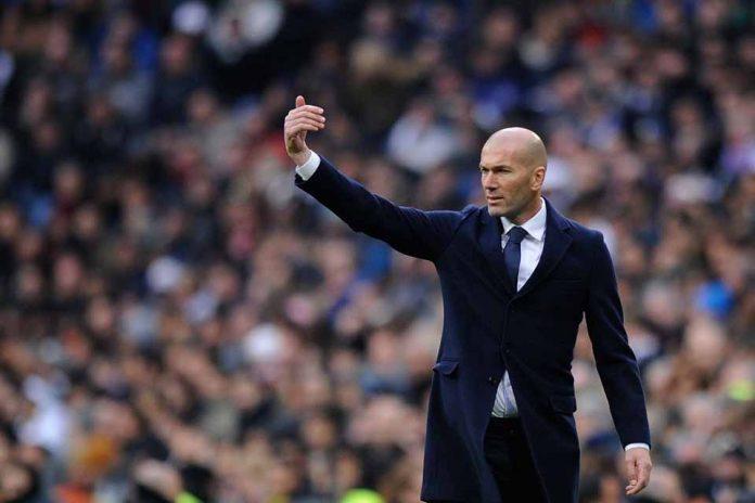 Zidane Gantikan Kovac Jika Munchen Kalah