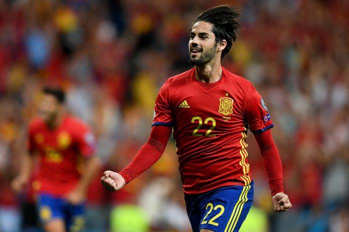 Isco Layak Jadi Kapten Spanyol