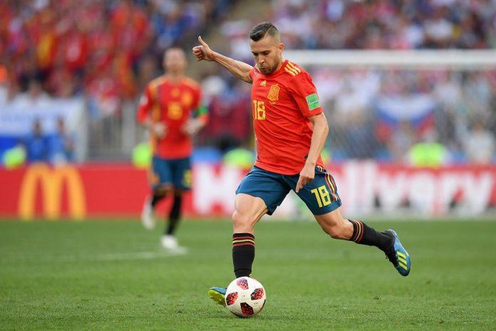 Jordi Alba Masin Ingin Bermain di Timnas Spanyol