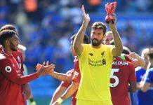 Liverpool Tanpa Alisson di Piala Super Eropa