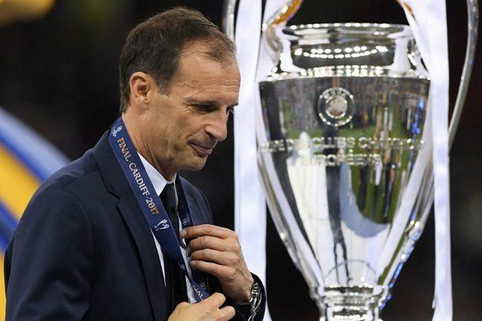Target Massimiliano Allegri Musim Ini, Juventus Juara Liga Champions