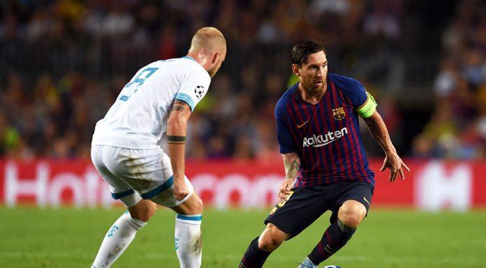 Ballon d Or Tanpa Messi Suatu Keanehan