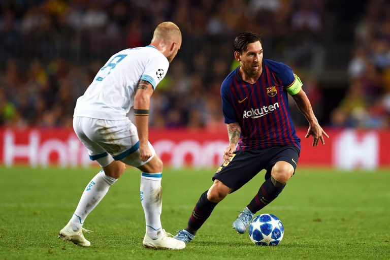 Aneh, Ballon d'Or Tanpa Nama Messi