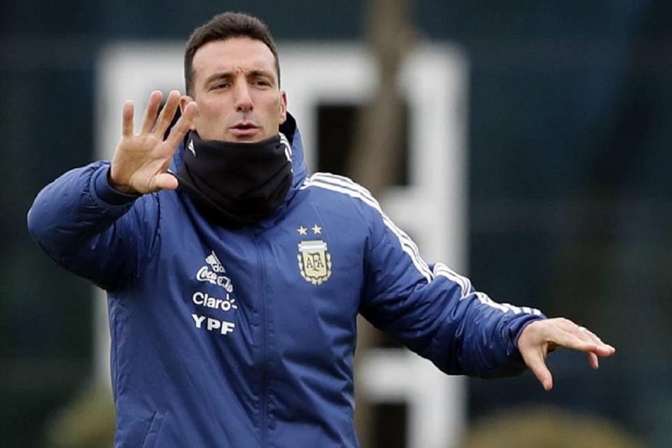Argentina Sodorkan Scaloni