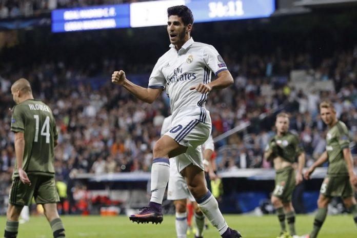 Marco Asensio Ingin Jadi Pilihan Utama Real Madrid