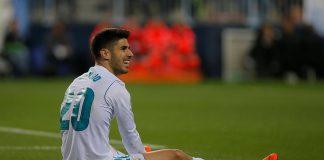Real Madrid: Marco Asension Mengeluhkan Peran Ronaldo di Berikan Kepadanya