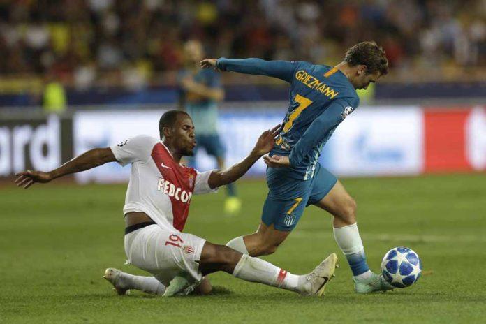 Laga Mudah Buat Atletico Madrid