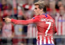 Atletico Sukses Balas Dendam