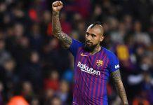 Vidal Untung Ketika Banyak Pemain Madrid Cidera