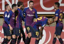 Barcelona Menang Dramatis atas Tim Divisi Tiga, Leonesa