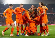 UEFA Nations League: Belanda Kalahkan Prancis, Jerman Degradasi