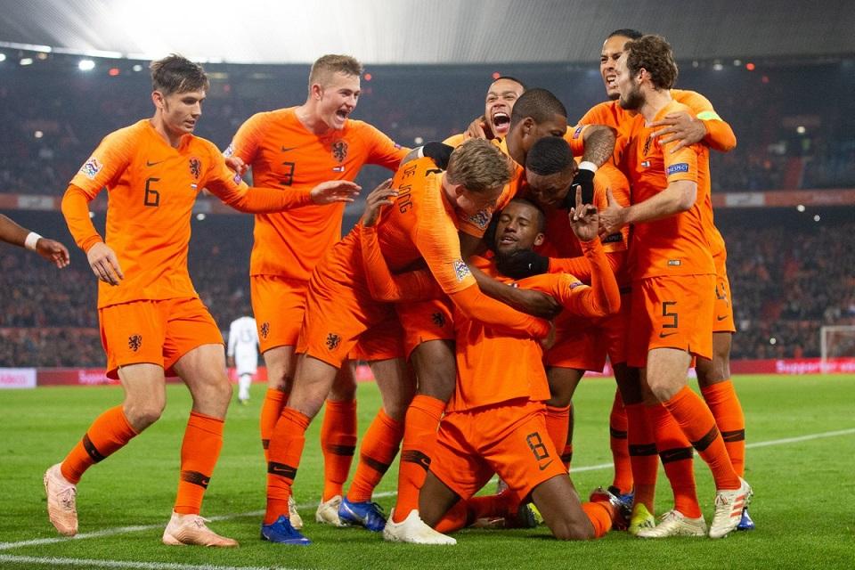 UEFA Nations League: Belanda Kalahkan Prancis, Jerman Degradasi