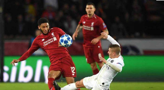 Liverpool Buruk di Laga Tandang Champions