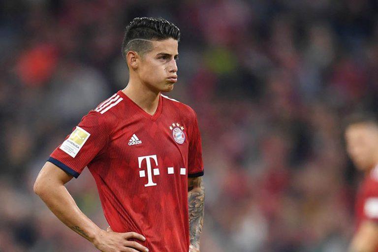 CEO Bayern: Terlalu Dini Bahas Kontrak James Sekarang