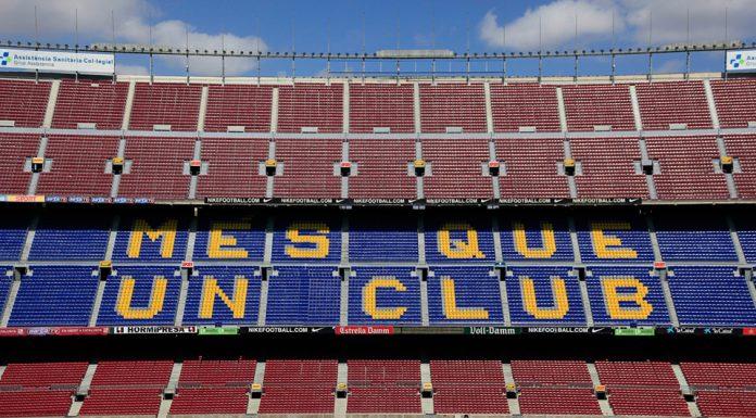 Barcelona Kesulitan buat Penuh Camp Nou
