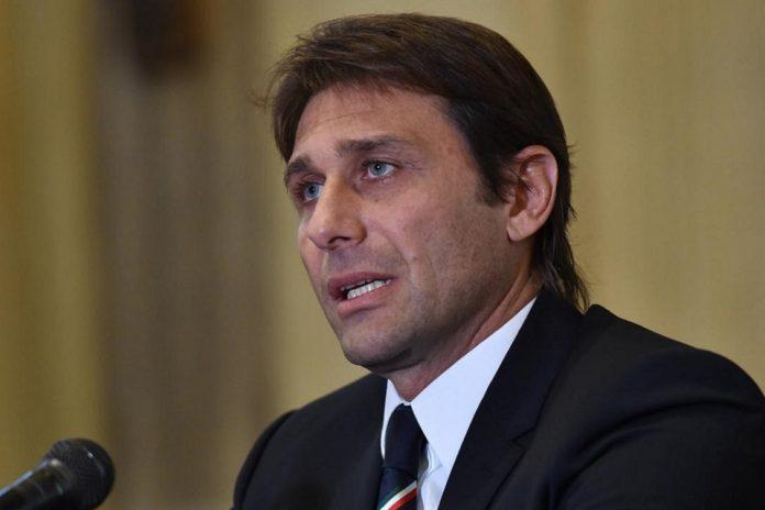 Antonio Conte Membalas Peringatan Keras Ramos