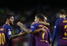 Coutinho Kemungkinan Besar Akan Tampil VS Atletico Madrid
