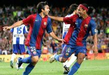 Menurut Deco Ronaldinho Lebih Baik Ketimbang Messi Dan Ronaldo