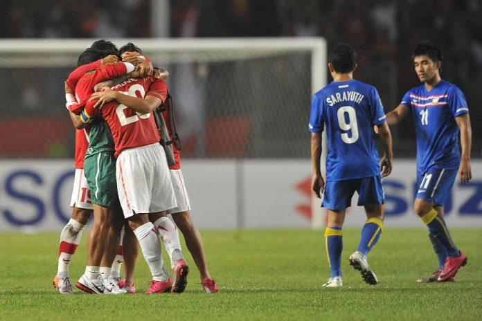 Piala AFF 2018; Timnas Thailand vs Timnas Indonesia
