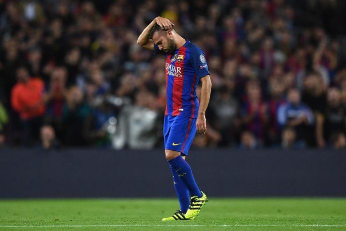 La Liga: Diminati MU dan Juve, Barca Segera Perpanjang Kontrak Jordi Alba