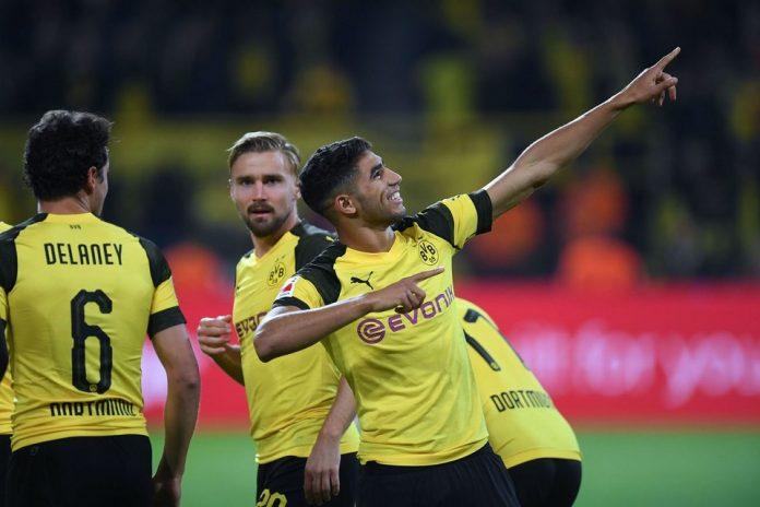 Dortmund Ingin Permanenkan Jasa Achraf Hakimi