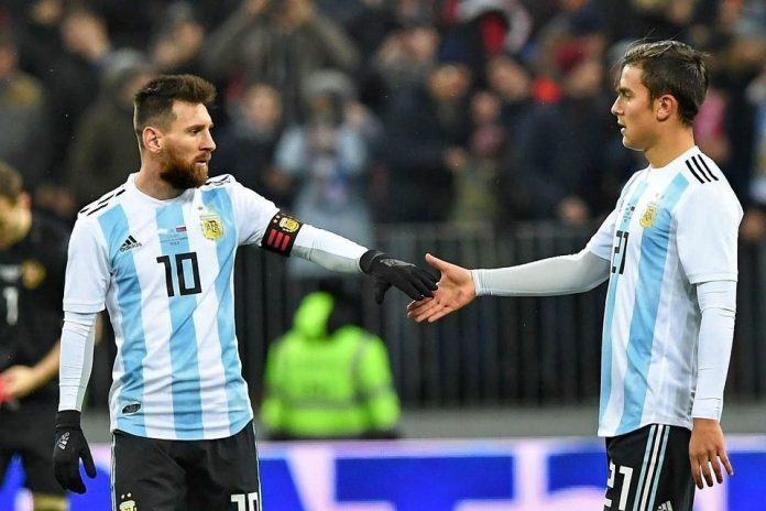 Paulo Dybala Ingin Messi Kembali Memperkuat Argentina