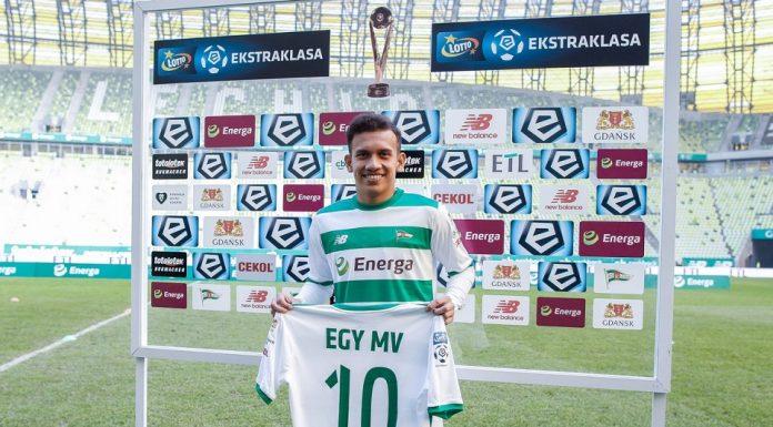 Egy Maulana Masuk Kategori 5 Pemain Terbaik Asia di Eropa Versi Fox Sport Asia