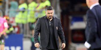 Gennaro Gattuso Enggan Salahkan Higuain atas Kekalahan Milan dari Juventus