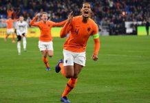 Van Dijk Buat Prancis Tak Lolos Semifinal