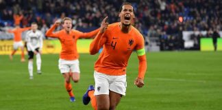 Hentikan Ronaldo, Belanda Andalkan Dua Bek Mereka