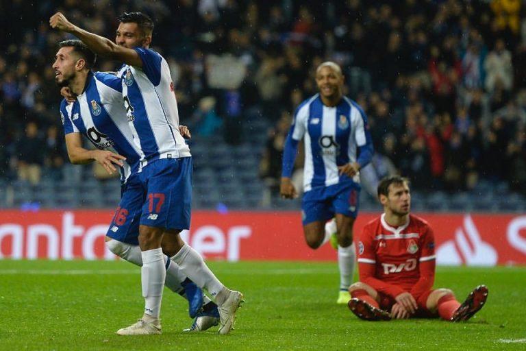 Hasil Lengkap Matchday Keempat Liga Champions